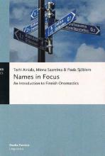 Cover of Names in Focus